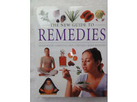 The new guide to remedies. Parragon hardback book