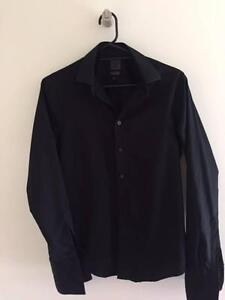 Black Calvin Klein Mens shirt Iluka Joondalup Area Preview