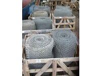 50m Rolls of Chicken Wire