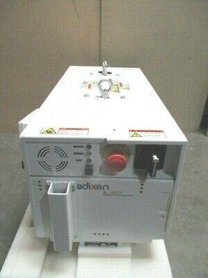 Adixen A.103P Vacuum Pump w/ 112970 Controller, N° AP8009185, 3 Phase, 453210
