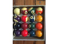 Pool Balls for sale