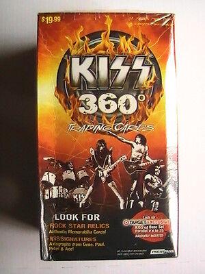 KISS 360 Series Cards Lot