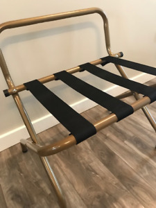 Brand New Luggage Rack for Guest Room/ Vacation Rental/ Airbnb