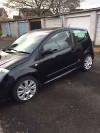 CITREON C2 FOR SALE - SUPERB CONDITION - RENFREW