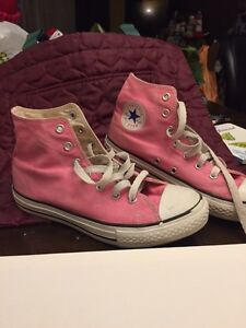 Girls Converse Sneakers, size 3