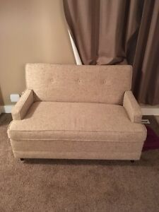 Love Seat/Hide-a-bed For Sale