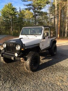 2003 Jeep TJ Sport Convertible