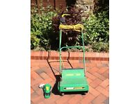 Qualcast Concorde Electric Cylinder Mower