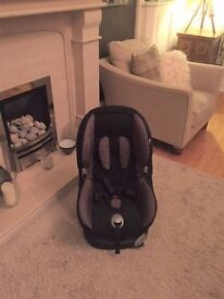 Maxi Cosi Car Seat Forward Facing 5 Point Harness Good Condition £35 ono