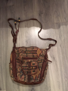 Bohemian Cross Body Bag