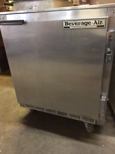 "Beverage Air 27"" Compact Undercounter Refrigerator"