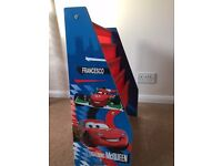 Disney Cars Sling Bookcase Furniture