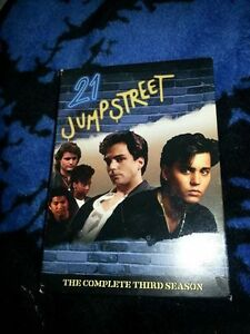 The Complete Third season of 21 Jump Street