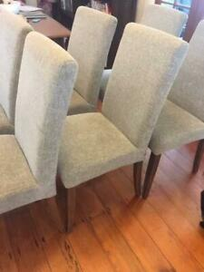 Nick Scali Dining Chairs | Dining Chairs | Gumtree ...