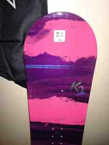 Brand new Women's K2 Duchess Snowboard  Peterborough Peterborough Area image 2