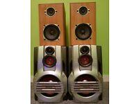 4 Speakers