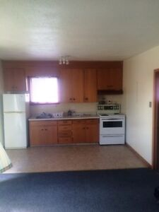 1 BR 2nd floor apartment
