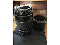 Fujifilm FUJINON XF55-200 mm F3.5-4.8 - used once!