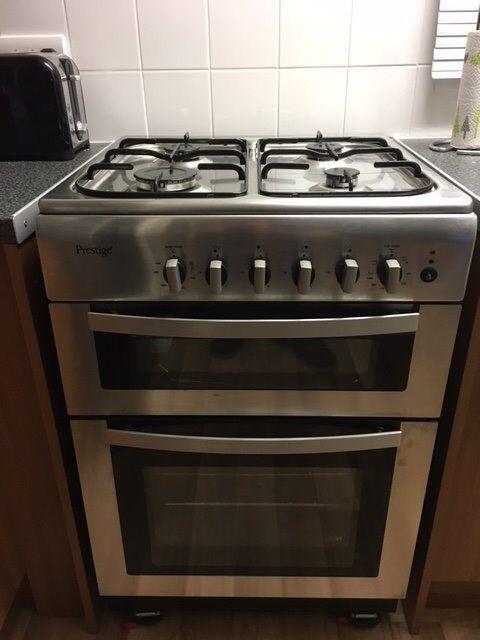 Prestige 60cm Dual Fuel Double Oven In Farnham Surrey