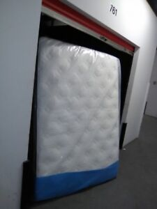 BRAND NEW QUEEN Kingsdown Mattresses--FREE BOXES