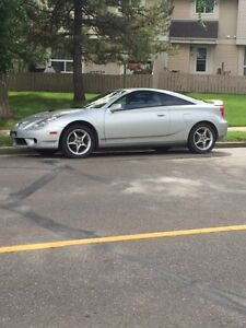 2000 Toyota Celica GT Coupe