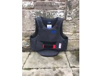 Horse Riding Just Togs Maxi-Flex Body Protector size Adult extra large very good condition