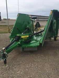 JOHN DEERE ROTARY CUTTER BLOW OUT SALE ON 15' WING CUTTERS