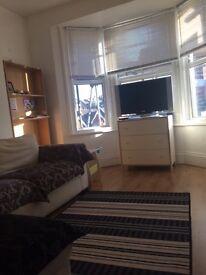 1 bedroom sunny flat in Bonchurch road