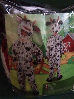 Kuh Kostüm verkleiden Anzug XL Karneval Party  - Kuh Anzug Kostüme