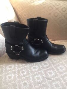 Frye Harness Boots - Women's Size 7 - Great Condition!