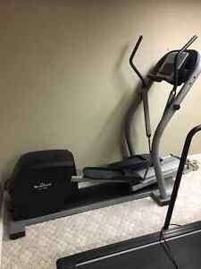 Elliptical - Nordic Track CX 1055