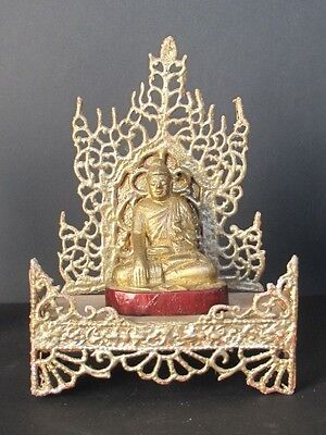 Autel and Buddha Wooden, Burma