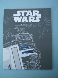 Star Wars Dot-to-Dot Book Large Pages