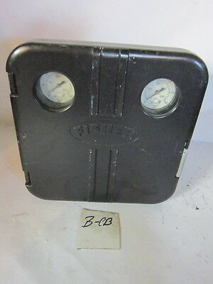 Fisher Controls 4157 Pressure Switch Valve Control Controller Repaired