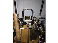 Cross Trainer. Roger Black. Barely Used, Good Condition, Collect only.