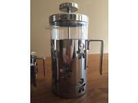 Original Alessi filter coffee makers + 4 mugs, brand new, half price!