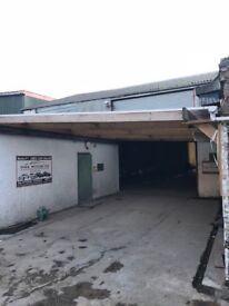**Warehouse for rent - Business Rates included - Approx 3000 sq ft**