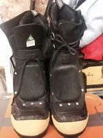 New Winter safety workboots with metatarsal