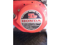 Honda 5HP Generator GX140 110/240 in Steel cage