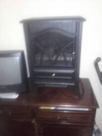 Fire heater