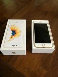 iPhone 6s GOLD UNLOCKED 64GB