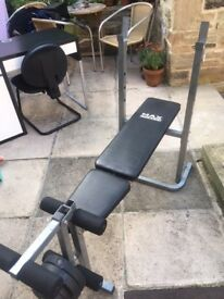 MAX Fitness Gym Bench