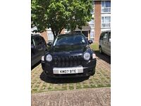 Economic and reliable Jeep Compass 2.0 CRD Limited