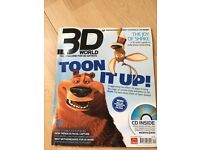 3D World Too It Up / the Joy of Shake Dec 2006 + Free CD