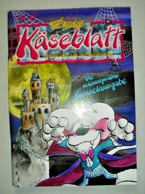Diddl Käseblatt Nr. 19 Herbstausgabe 1999 rar selten