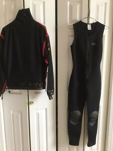 Water sport: clothing