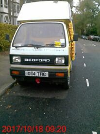 Bedford day van for sale