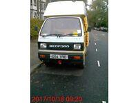 Bedford day van for sale