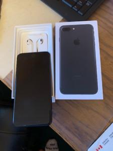 iPhone 7 Plus, 256 GB, Black