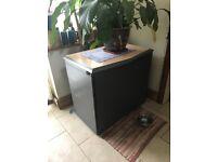 Three Drawer Lockable Office Cabinet